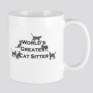 World's Greatest Cat Sitter Mug